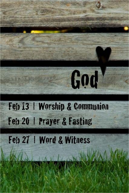 Love God Worship Series